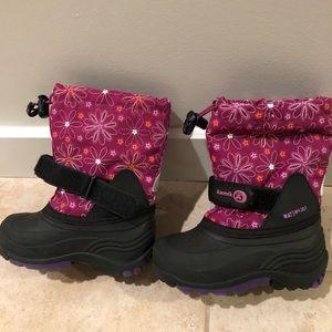 Girls Kamik snowboots